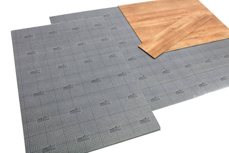 underlay click project floors